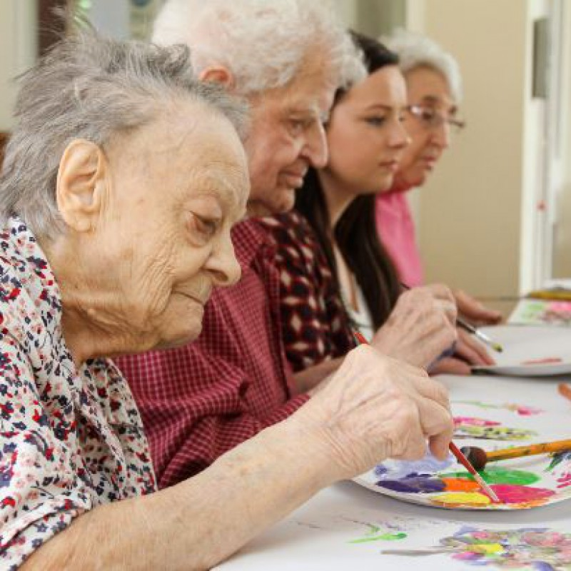 WEA (Workers Educational Association): Arts of Ageing (£60,000)