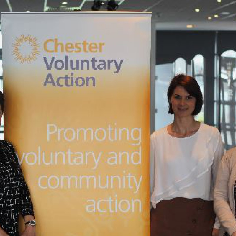 Chester Voluntary Action: Business Support (£50,000)