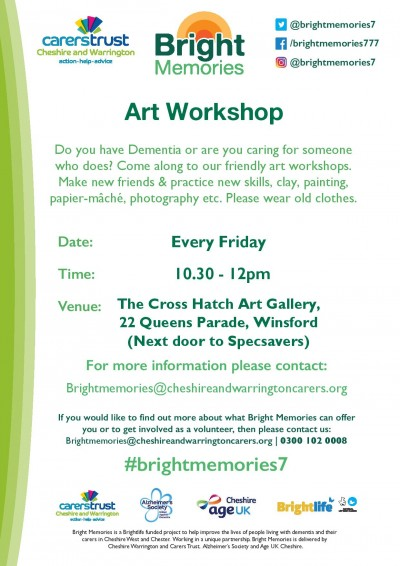 Art Workshop - Winsford