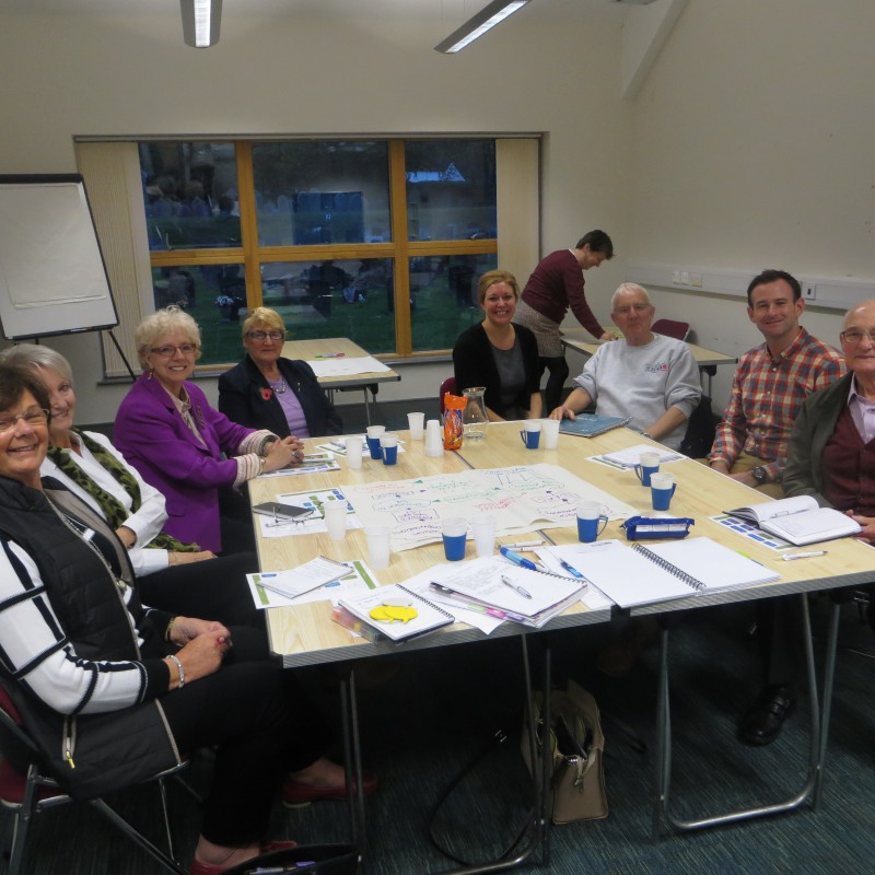 Brightlife's Older People's alliance