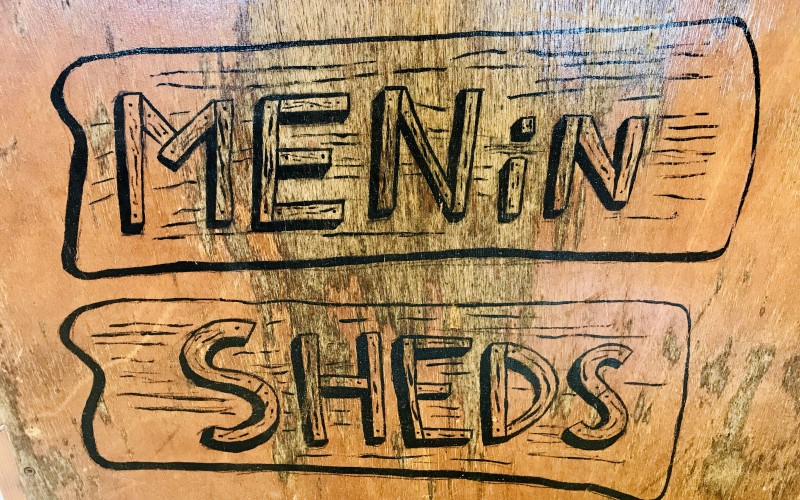 Celebrating life after retirement: The men in sheds on finding a new purpose (Ian) | Podcast